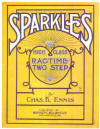 Sparkles: High Class Ragtime Two