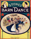 Stone's Barn Dance Sheet Music Cover