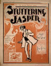 Stuttering Jasper: March and Cake Walk Sheet Music Cover