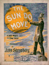 The Sun Do Move: Cake Walk and Two Step Sheet Music Cover