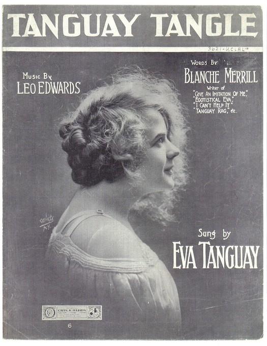 Watch Eva Tanguay video