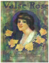 Valse Rose Sheet Music Cover