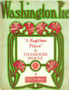 Washington Pie: A Ragtime Piece Sheet