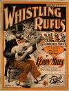 Whistling Rufus: A Characteristic March Sheet Music Cover